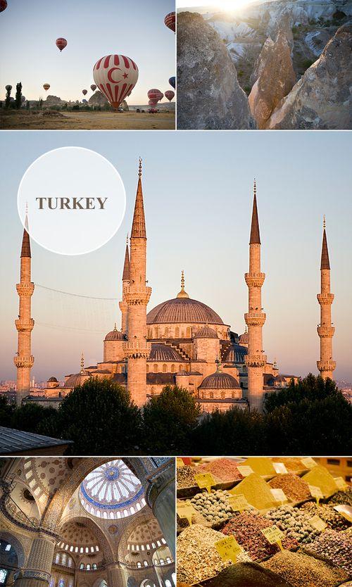 Turkey Board
