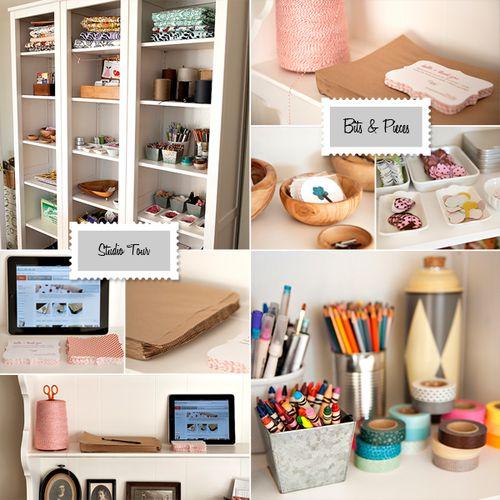Studio Shelves